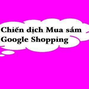 [Quảng cáo Google] Chiến dịch Mua sắm – Google Shopping